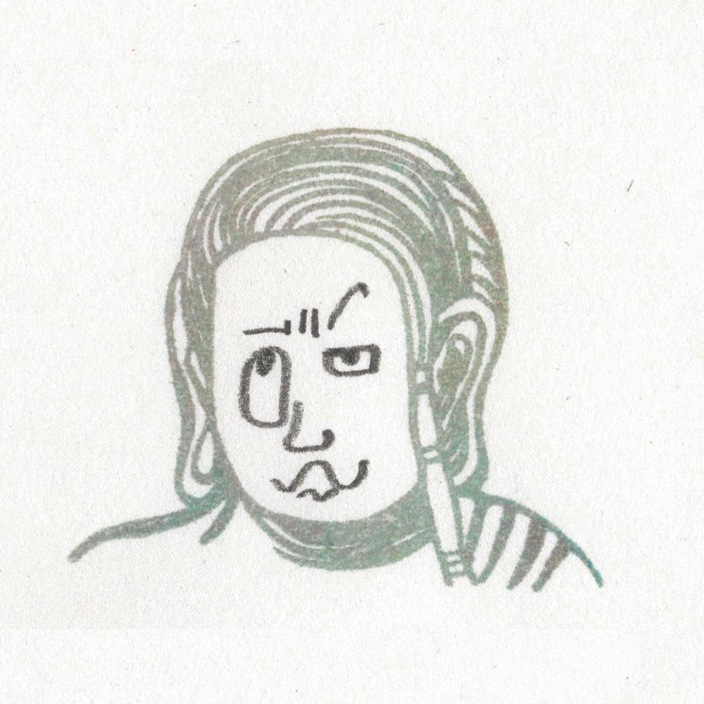 顔出し仏像はんこ-不動明王5